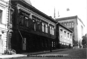 1923 Annankatu 1