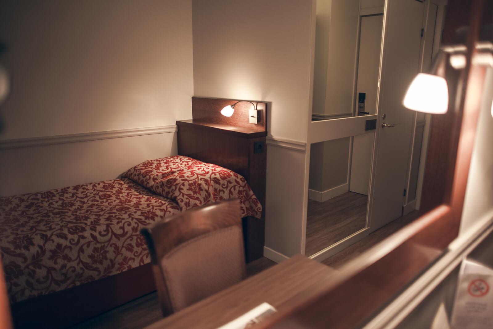 Standard Single Room Hotel Anna