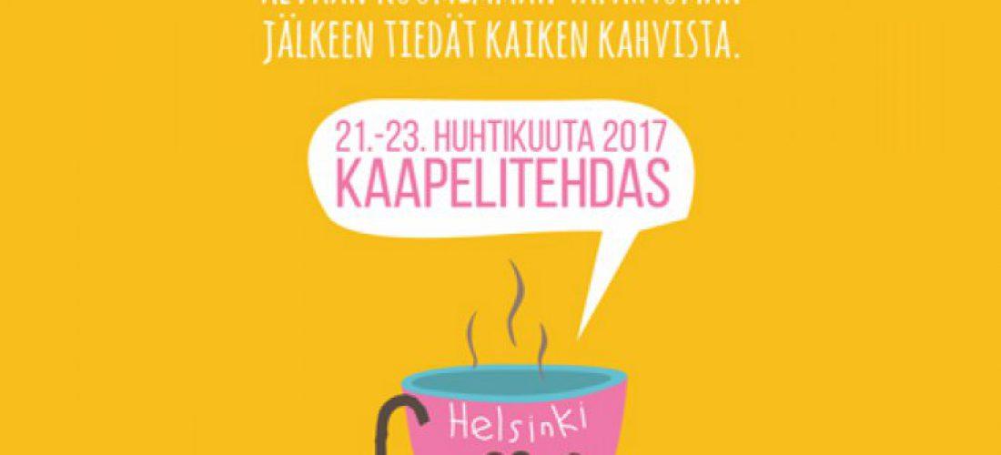 Helsinki Coffee Festival 2017   April 21- 23