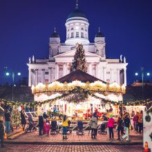 Christmas Market | Декабрь 3 — 22