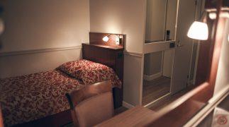 Standard yhden hengen huone